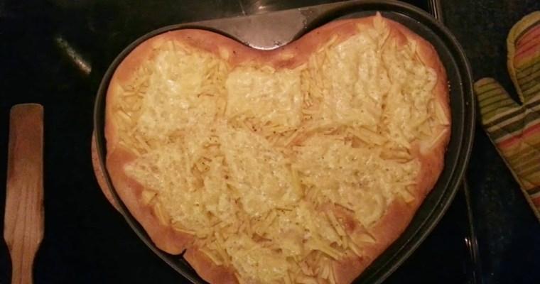 I ♥ pizza… patate  e gouda