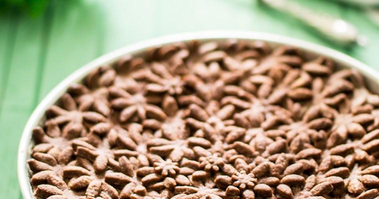Crostata al cioccolato Knam