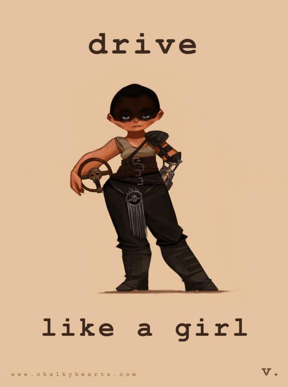 0078 Drive Like a Girl