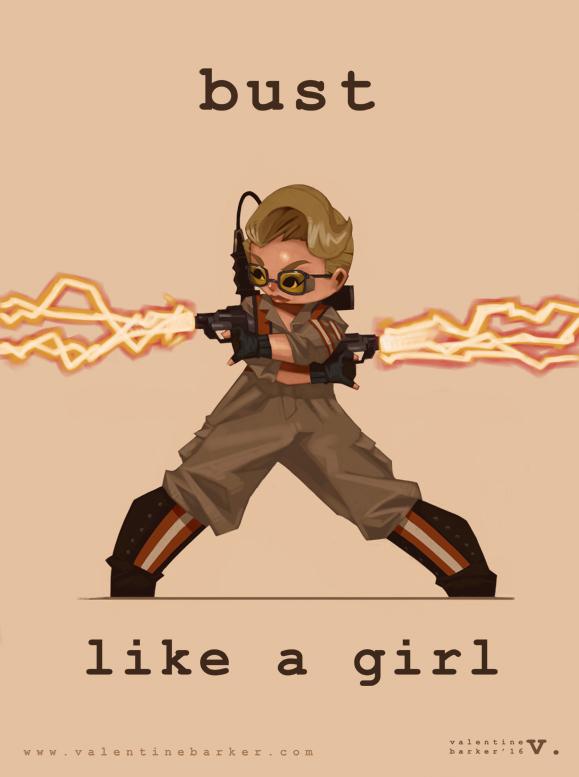 0090 Bust Like A Girl