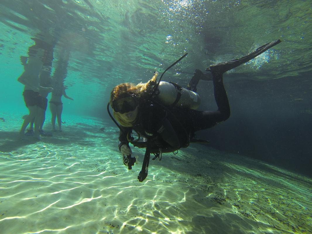 Deep Sea Diving Deep Sea Diving Lessons