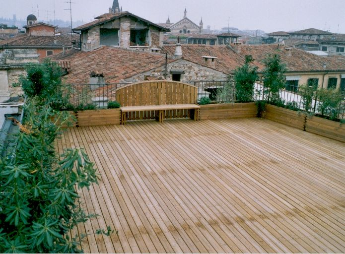 Pavimentazioni da esterno in legno verona pavimenti in