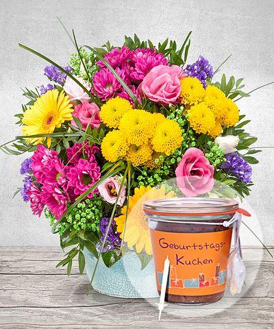 Geburtstagsblumen sind immer das richtige Geschenk