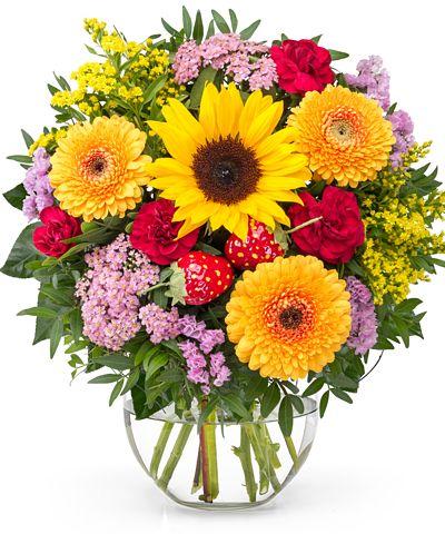 Blumenstrue verschicken  Blumenversand Valentins