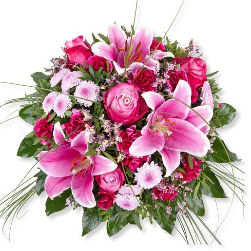 Blumen zur Geburt eines Kindes verschicken Blumen und