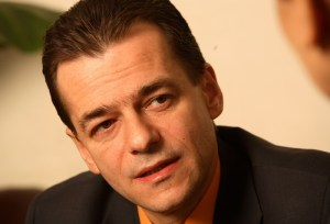 Presedintele PNL Bucuresti, Ludovic Orban