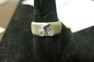 Custom Mens Wedding Ring