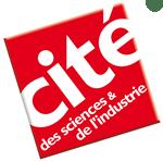 Logo Cité des sciences