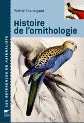 """Couverture """"Histoire de l'ornithologie"""""""