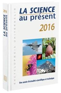 Couverture de La Science au présent 2016