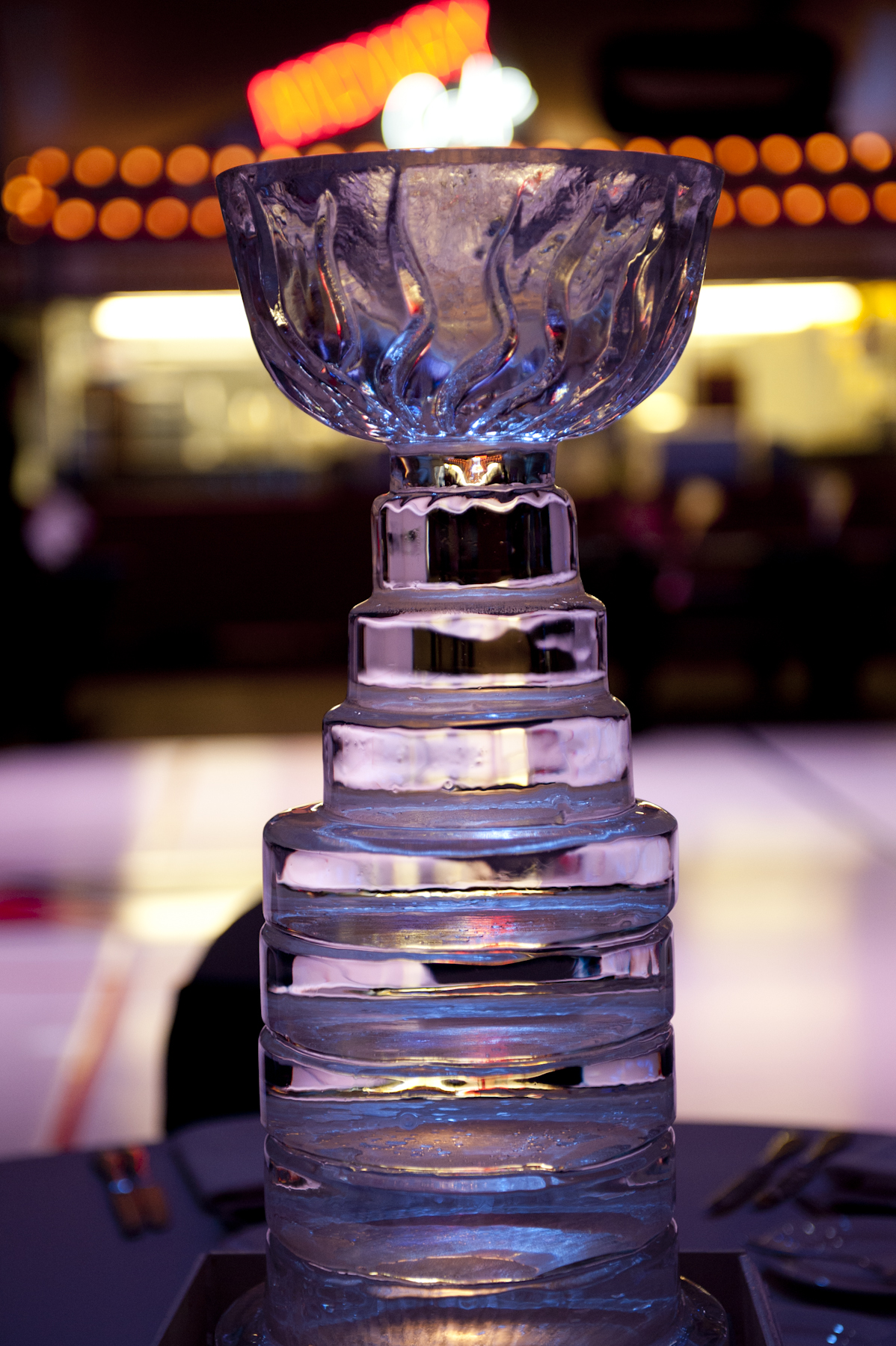 Ice Hockey Bar Mitzvah  Valerie Miller EventsValerie Miller Events