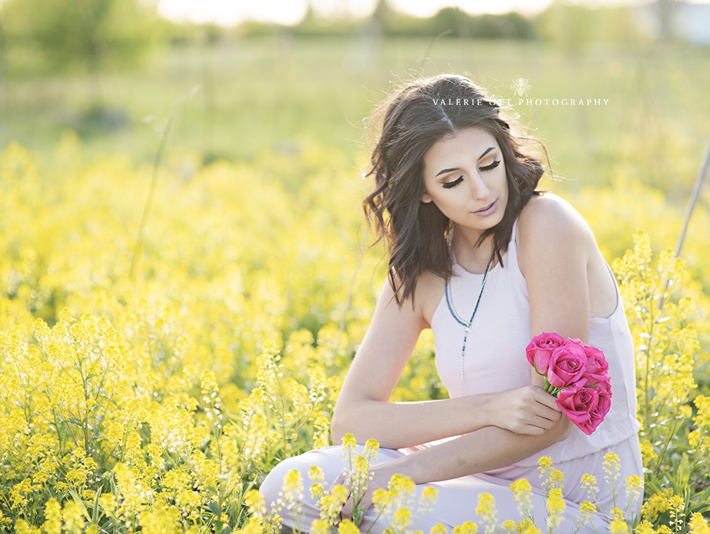 Top Kalamazoo Senior Photographer