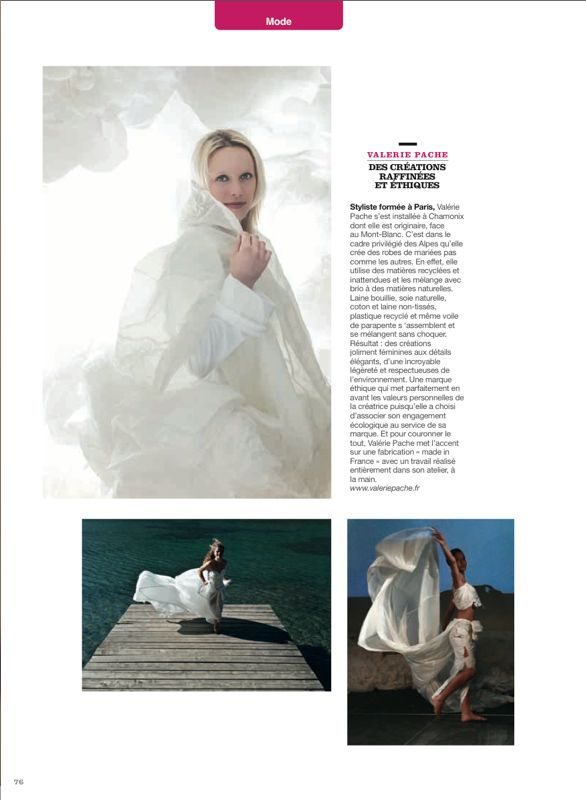 Article dans le magazine Air-caraibe