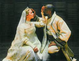Othello & Desdemona
