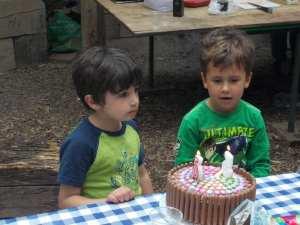 D & Jago cake