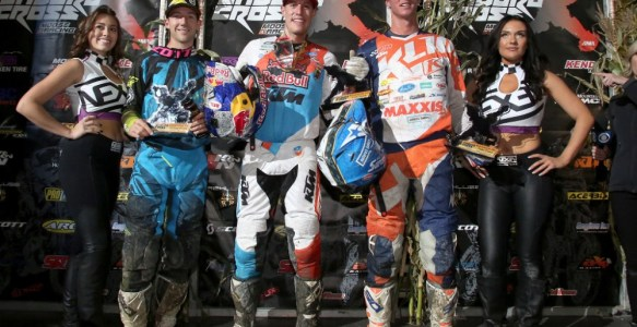 Enduro21: Passion for Enduro – Webb Answers Back With EnduroCross Win