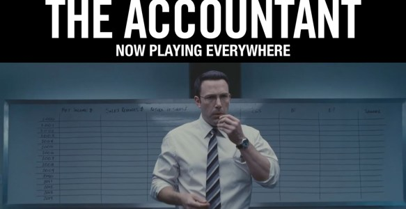 The Accountant – The movie