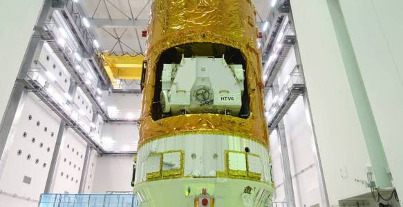 NASA TV Coverage Set for Japanese Cargo Ship Destined for Space Station