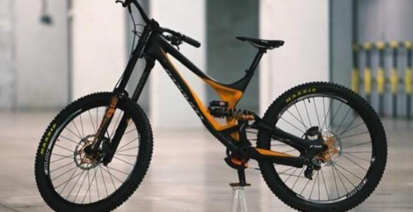 Mountain Gravity Bike