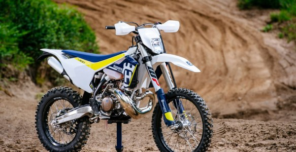 Enduro21.com / HUSQVARNA FOLLOW KTM WITH TWO-STROKE FUEL INJECTION ENDURO