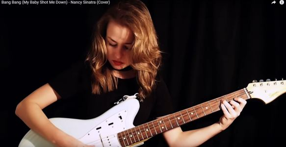Bang Bang (My Baby Shot Me Down) – Nancy Sinatra (Cover) Anne Reburn