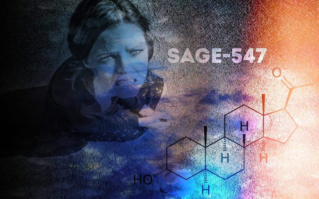 Depressione Post Partum: in studio il farmaco Sage-547