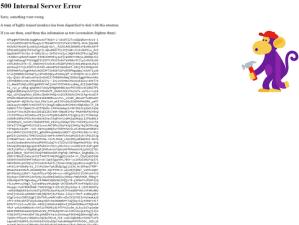 youtube-505-errore