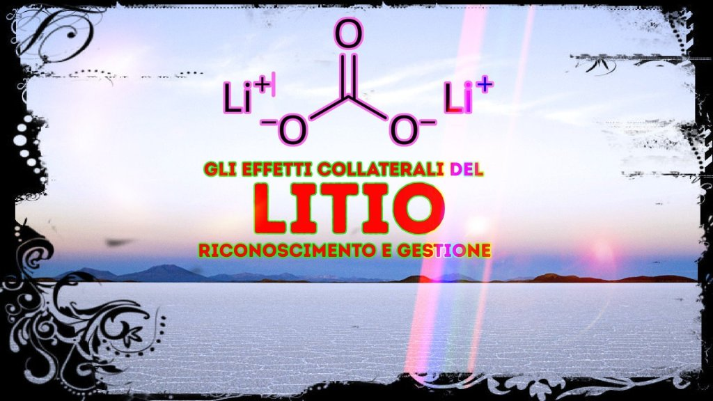 litio-effetti-collaterali