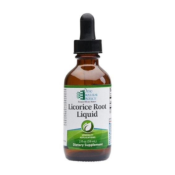 Licorice root liquid