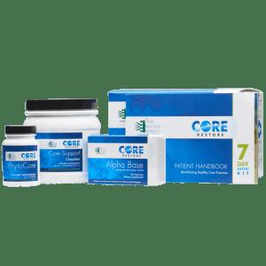 Core restore 7-day detox kit