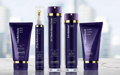 Discover How DefenAge's Skin Care Products Can Visibly Improve Signs of Aging Skin.