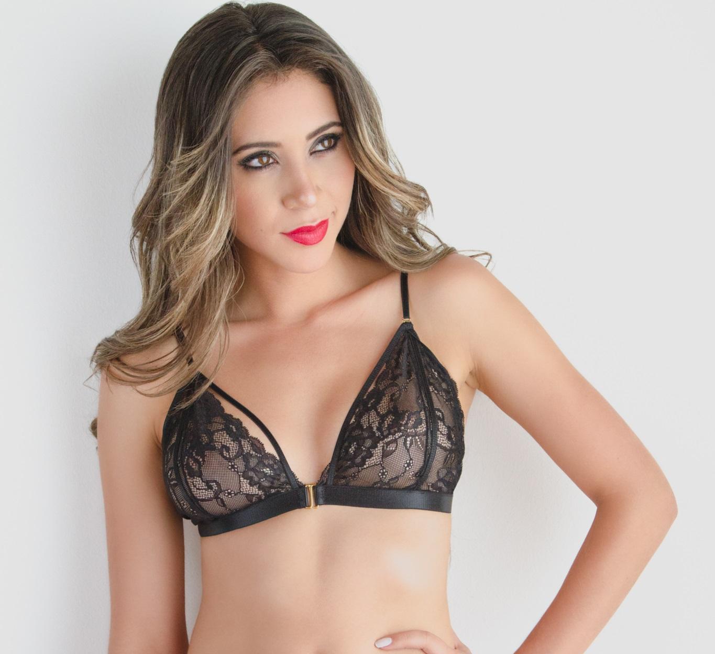 Bralette María – Valery Lingerie  42e6b17aa429