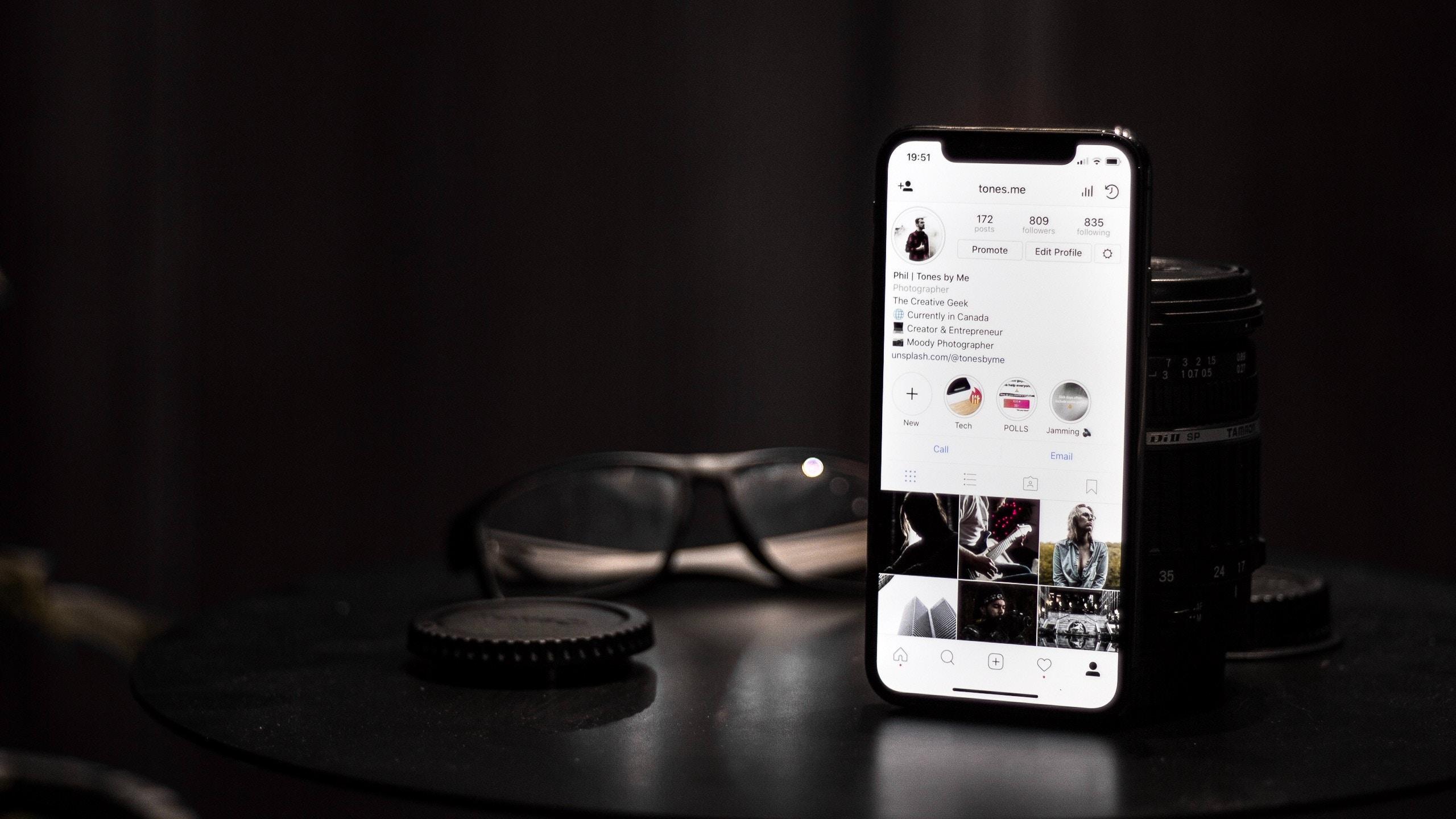 Descubre los mejores filtros y herramientas de Instagram para lograr fotos como si fueras un fotógrafo profesional.