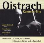 Cover:Oistrakh Kammer-trio