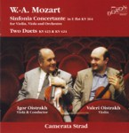 Cover:W.A. Mozart