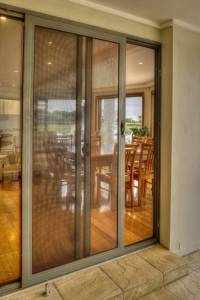 Screen Mesh Security Sliding Doors | Made & Installed ...