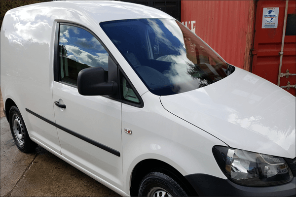 Mobile Van Cleaning Service