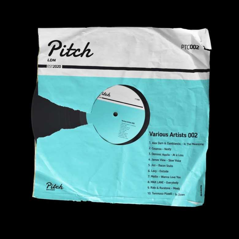 PITCH RECORDS Various Artist 002 [PTC002} Alex Dam & Zambiancki  estrenan In The Meantime  {minimal, deep tech, funk]