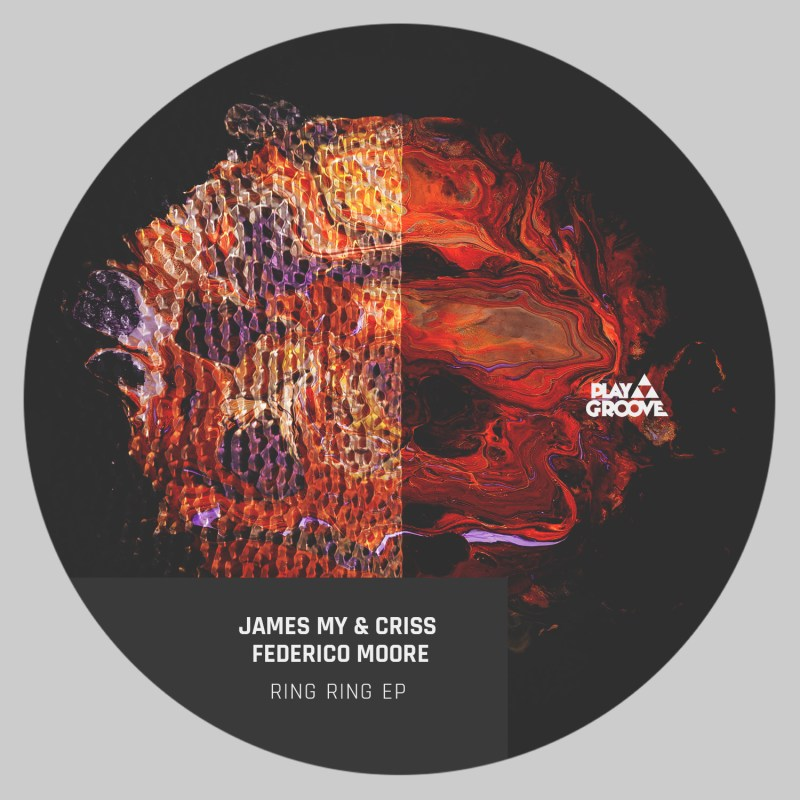 After a short break, Play Groove Recordings returns with the powerful Ring Ring EP, from the duo James my & Criss alongside Federico Moore.