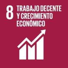 ODS Trabajo decente y crecimiento económico - Decent work and economic growth