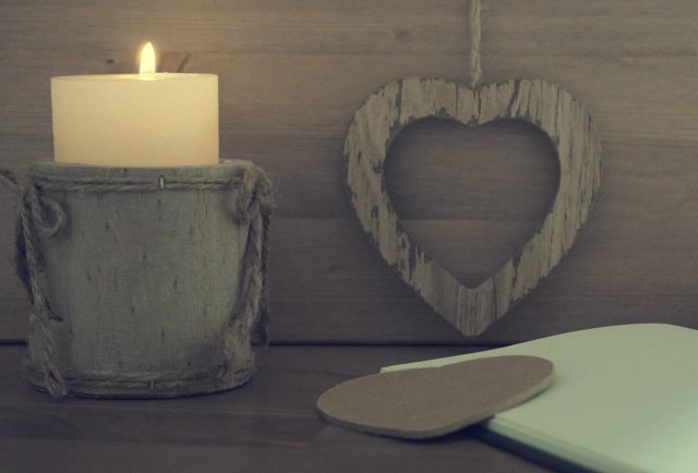 Valentine's Day Gifts for Her Candles