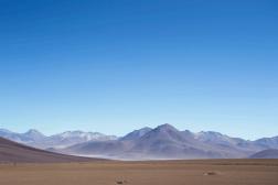 Mountains Salar de Tara