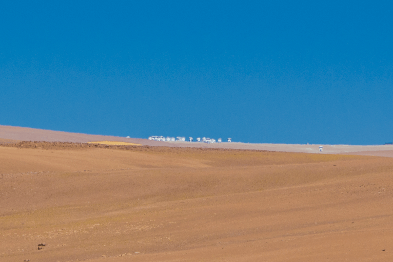 ALMA Observatory Telecscope Visit