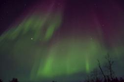 Aurora Borealis Inari