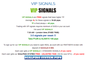 The Best Forex Trading Signals Provider review