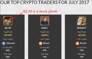 max crypto fake testimonials