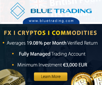 Blue trading managed accounts