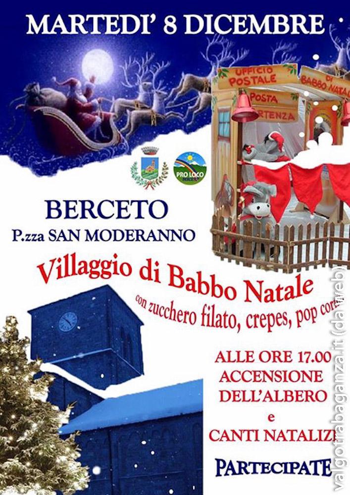 Villaggio di Babbo Natale  Berceto PR  8 dicembre 2015  VALGOTRABAGANZA  immagini natura e