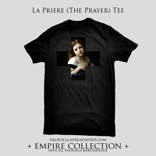 La-Priere-(The-Prayer)-Tee-Promo