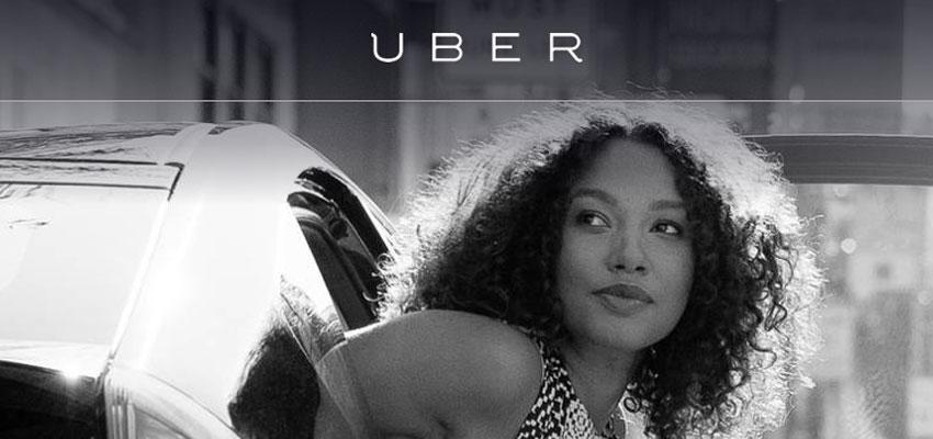 Uber-girl